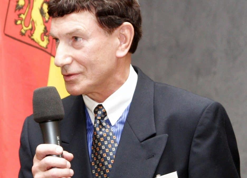 Waldemar Wachtel erneut als Delegierter zur NABU Bundesvertreterversammlung (BVV) und als Vorsitzender des NABU Regionalverbandes einstimmig gewählt